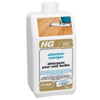 HG 452 за Ежедневно Почистване на Дървени Подове с Натурално Масло 1 л