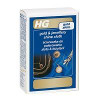 HG 433 кърпа за блясък на златни бижута
