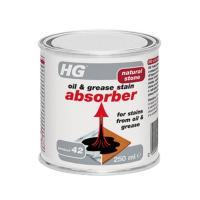 HG 470 Абсорбиращ Препарат за Грес и Масло от Камък 250 мл